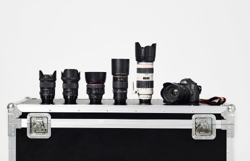 CIENXCIEN STUDIO: Canon DSLR camera rental